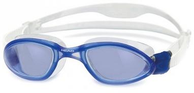 Очки для плавания со стандартным покрытием Head Tiger LSR+ синие