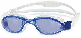 Фото 1 к товару Очки для плавания со стандартным покрытием Head Tiger LSR+ синие