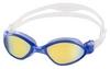 Очки для плавания с зеркальным покрытием Head Tiger Mid синие - фото 1