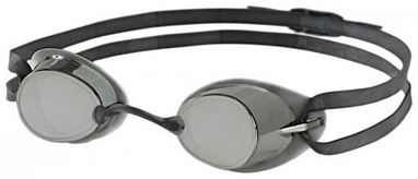 Очки для плавания Head Ultimate LSR+ дымчатые
