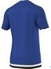 Футболка Adidas Tiro15 TRG JS S22307 синяя - фото 2