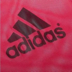 Фото 3 к товару Накидка (манишка) тренировочная Adidas TRG BIB 14 F82134 малиновая