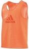 Накидка (манишка) тренировочная Adidas TRG BIB 14 F82133 оранжевая - фото 1