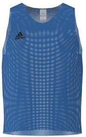 Фото 2 к товару Накидка (манишка) тренировочная Adidas TRG BIB Promo 372895 синяя
