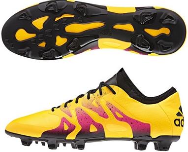 Бутсы футбольные Adidas X 15.1 FG/AG S74594