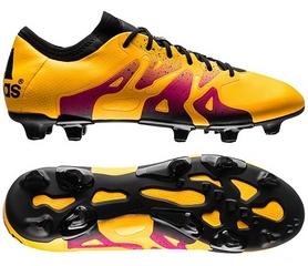 Фото 2 к товару Бутсы футбольные Adidas X 15.1 FG/AG S74594