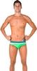 Плавки мужские Head Yale 7 зелено-серые - фото 1