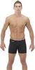 Плавки-шорты мужские Head Solid - Lycra 27 см черные - фото 1