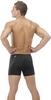 Плавки-шорты мужские Head Solid - Lycra 27 см черные - фото 2