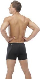Фото 2 к товару Плавки-шорты мужские Head Solid - Lycra 27 см черные