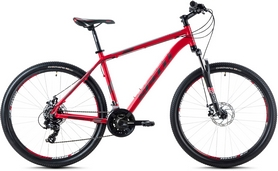 Фото 1 к товару Велосипед горный Spelli SX-2500 650B 27,5