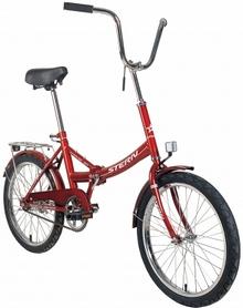 Фото 2 к товару Велосипед складной Stern Travel 2016 красный - 20