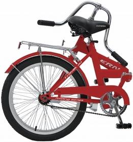 Фото 3 к товару Велосипед складной Stern Travel 2016 красный - 20