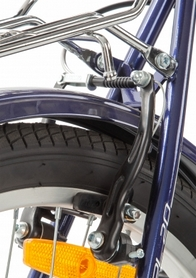 Фото 9 к товару Велосипед складной Stern Travel Multi 2016 синий - 20