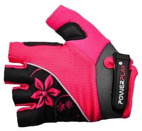 Перчатки велосипедные PowerPlay 5281 женские