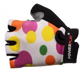 Перчатки велосипедные детские PowerPlay 5453 - 2XS