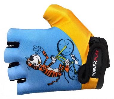 Перчатки велосипедные детские PowerPlay 5473