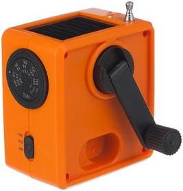 Динамо-радио Outventure IE6634D2 оранжевое