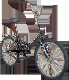 Фото 2 к товару Велосипед складной Stern Travel Multi 2016 черный - 24