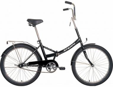Велосипед складной Stern Travel Multi 2016 черный - 24