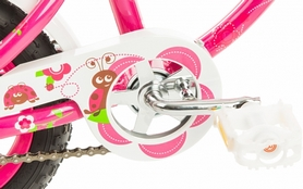 Фото 4 к товару Велосипед детский Stern Fantasy 2016 розовый - 12