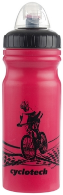 Фляга велосипедная Cyclotech Water bottle CBOT-1P pink