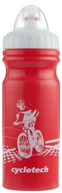 Фляга велосипедная Cyclotech Water bottle CBOT-1R red