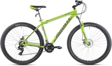 Велосипед горный Avanti Galant 650B 2016 черно-серый матовый - 19