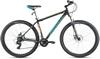 Велосипед горный Avanti Galant 29ER 2016  черно-голубой матовый - 17