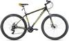Велосипед горный Avanti Galant 29ER 2016 черно-желтый матовый - 19