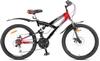 Велосипед горный подростковый Avanti Hacker Disc 2016 красный - 24