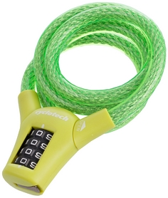 Замок кодовый Cyclotech 10мм/90мм Code lock CLK-3GR green