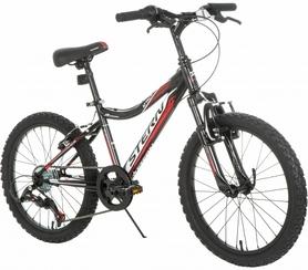 Фото 2 к товару Распродажа*! Велосипед горный подростковый Stern Attack 2016 черный - 20