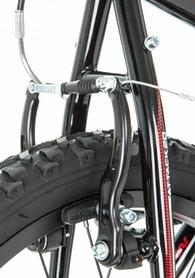 Фото 4 к товару Распродажа*! Велосипед горный подростковый Stern Attack 2016 черный - 20