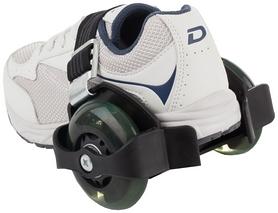 Фото 2 к товару Ролики на пятку Reaction Shoes rollers RRSH-B черные