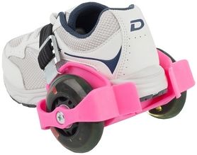 Фото 2 к товару Ролики на пятку Reaction Shoes rollers RRSH-P розовые
