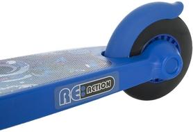 Фото 3 к товару Самокат трехколесный Reaction 3-wheels steel scooter 3W-BEGZ9 синий/черный
