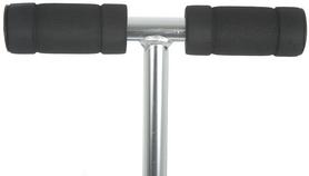 Фото 4 к товару Самокат трехколесный Reaction 3-wheels steel scooter 3W-BEGZ9 синий/черный