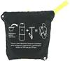 Распродажа*! Сумка для самоката Reaction Bag to carry scooters RSCB1-69G черный/зеленый - фото 5