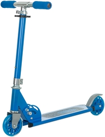 Фото 1 к товару Самокат двухколесный Reaction Folding scooter RSCST100BL синий
