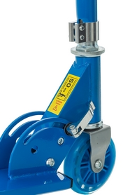 Фото 5 к товару Самокат двухколесный Reaction Folding scooter RSCST100BL синий