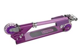 Фото 2 к товару Самокат двухколесный Reaction Folding scooter RSCST100V фиолетовый