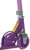 Самокат двухколесный Reaction Folding scooter RSCST100V фиолетовый - фото 5