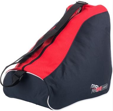 Сумка для роликов детская Reaction Kid's Bag To Carry Inline Skates черный/красный