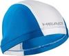 Шапочка для плавания Head Spandex Lycra JR Cap бело-голубая - фото 1