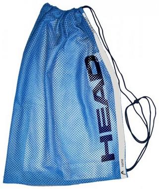 Сумка Head Training Mesh Bag голубая