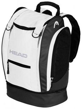 Сумка-рюкзак Head Tour 40 черно-белая