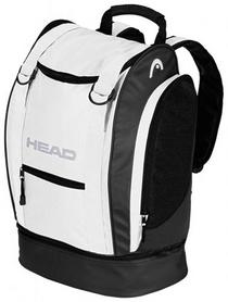 Фото 1 к товару Сумка-рюкзак Head Tour 40 черно-белая