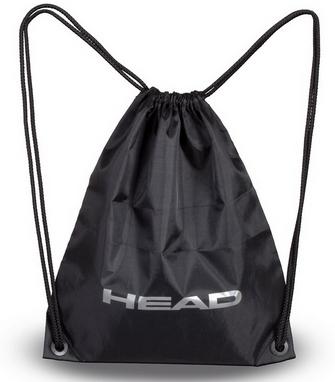 Сумка Head Sling Bag черная