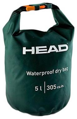 Сумка Head Dry Bag BK темно-зеленая